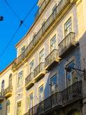 Building in Lisbon.