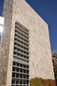 Getty Center, West Pavilion, Los Angeles