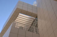Getty Center, Main Building