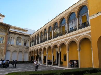 Royal Alcazar, Seville, Spain