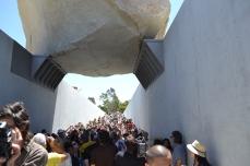 """Levitated Mass"" - LACMA, Los Angeles"