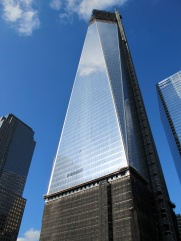 One World Trade Center, NYC, NY.