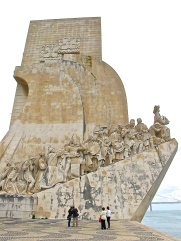 Monument of the Discoveries, Lisbon.