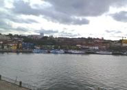 D'Ouro River, Porto, Portugal.