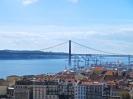 Tejo River, Lisbon, Portugal.
