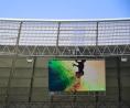 Football Stadium, Fortaleza, Brazil.