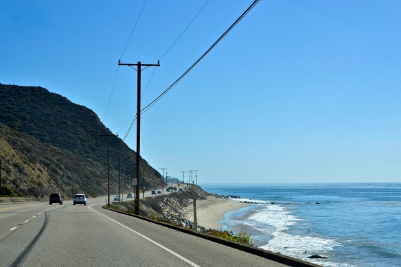 Pacific Coast Highway, PCH, Highway 1, California