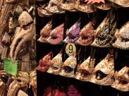 Masks! Venice, Italy.