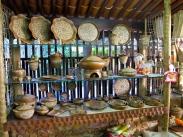 Artisanal ceramics, Jericoacoara, Brazil.