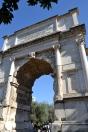 Arch of Titus. Roman Forum, Rome.