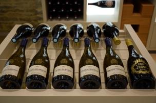 Les vins de Pommard.