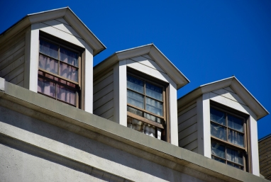Three windows.
