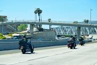 Three bikers.