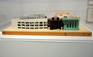 Chiat/Day Building Model- Google Headquarters, Venice, CA