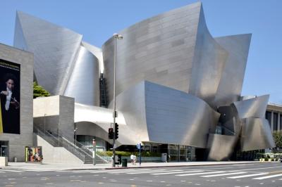 Walt Disney Concert Hall, Los Angeles, Photo A. Furtado