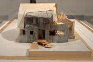 Gehry Residence Model