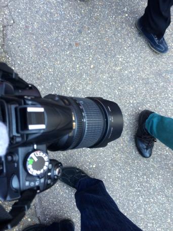 Too many cameras, no control...