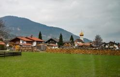 Bavarian landscape.