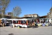Weekly Market, Aix-en-Provence.
