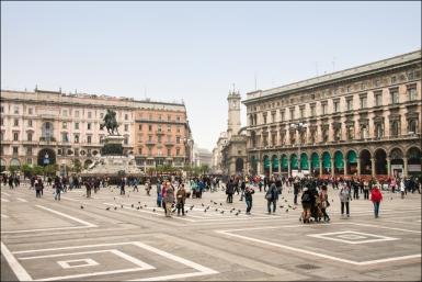 Piazza del Duome, Milan