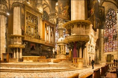 Duomo. Altar.