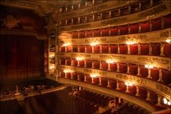 Teatro alla Scala, concert hall.