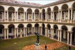 Brera Museum.