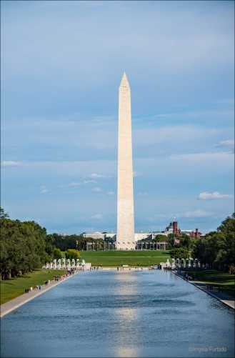 reflecting Pool, Washington Monument, Washington, D.C.