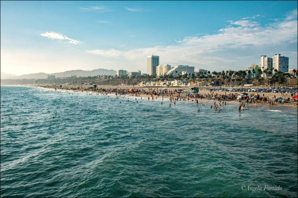 Santa Monica, CA, USA.